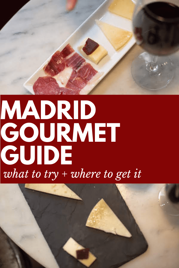 This gourmet guide to Madrid will give you a primer on the highest quality products in the Spanish capital.