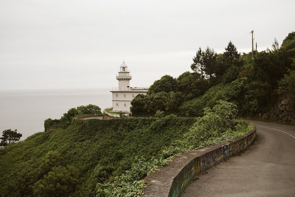 24 hours in San Sebastian - Mount Igueldo lighthouse