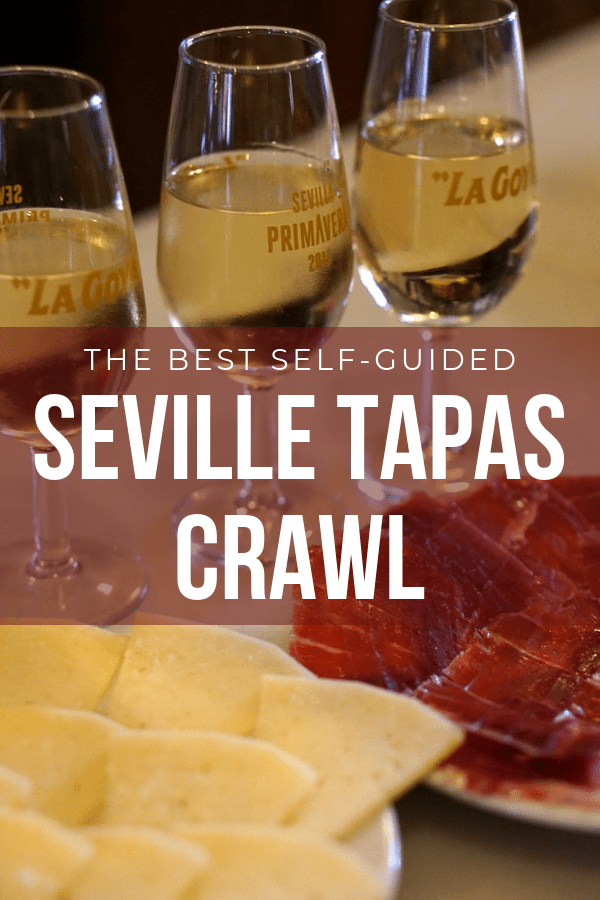 Ready to embark on the ultimate self-guided Seville tapas tour? These five stops in the offbeat Alameda neighborhood are calling your name!