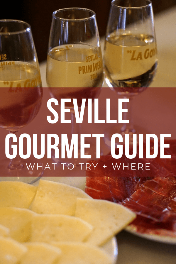 This Seville gourmet guide shows you five different local products to try, and where to find them.