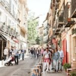 Sustainable guide to Madrid: Calle Cava Baja
