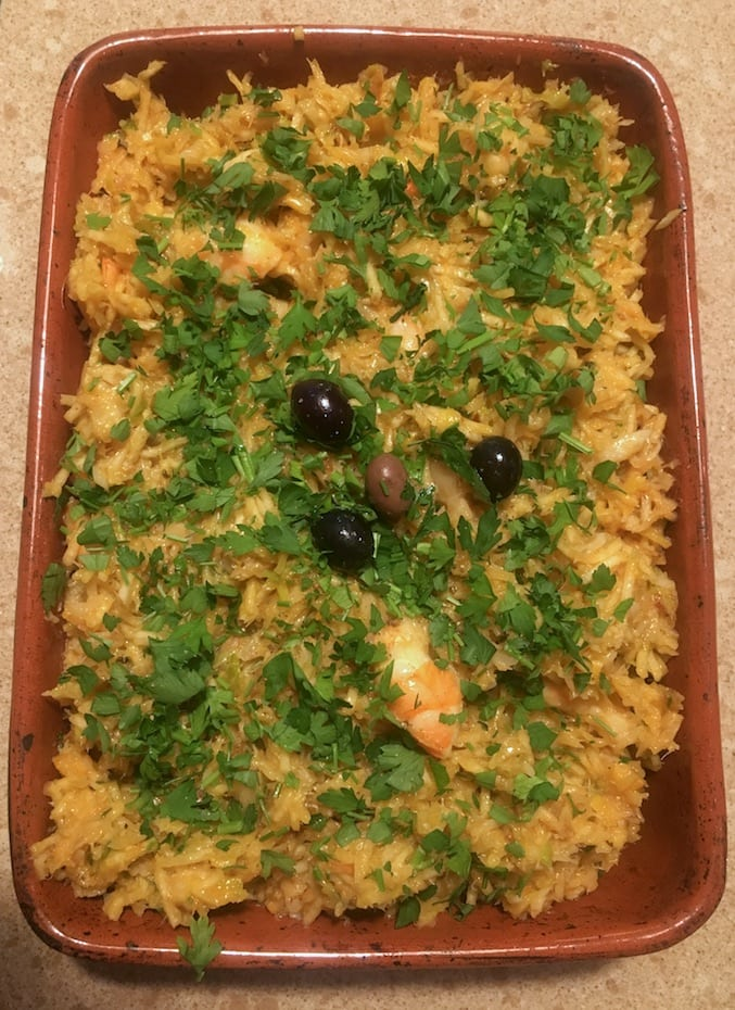 Try this bacalhauà Brás recipe to taste authentic Portuguese comfort food.