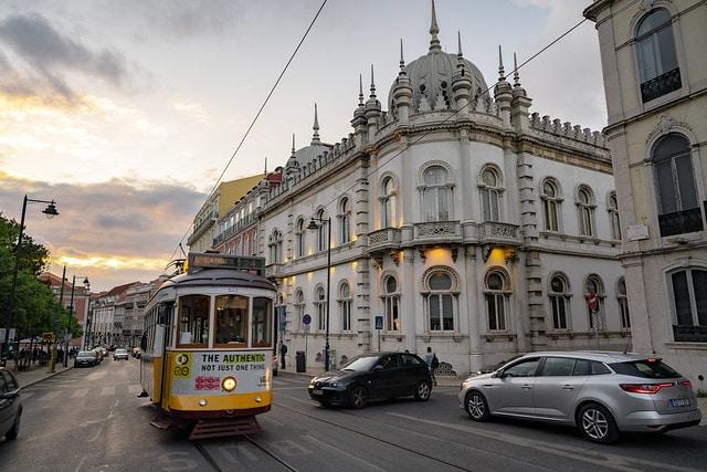 Principe Real neighborhood Lisbon