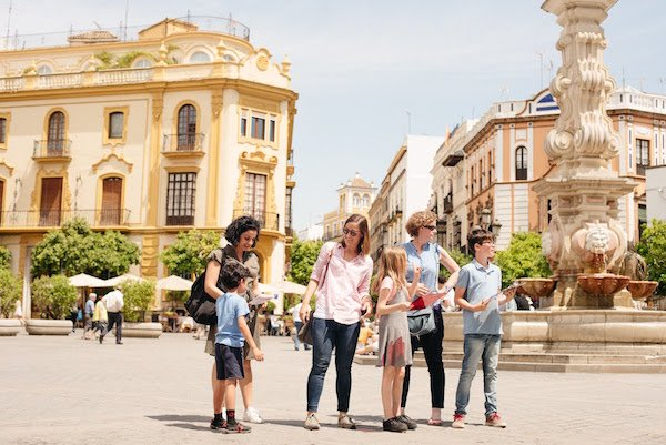 Visiting Seville with kids makes for a memorable family trip!