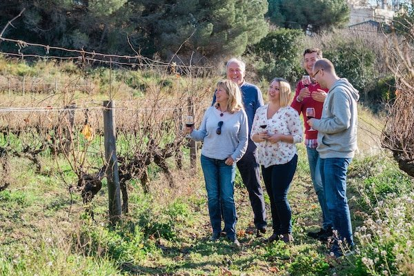 Some of the best food tours in Rome are actually winery tours just outside the city!