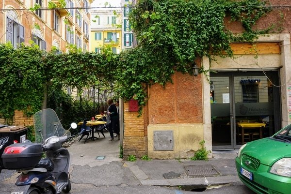 The charming Testaccio neighborhood is home to one of the best food tours in Rome.