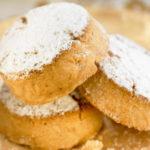 polvorones de almendra recipe
