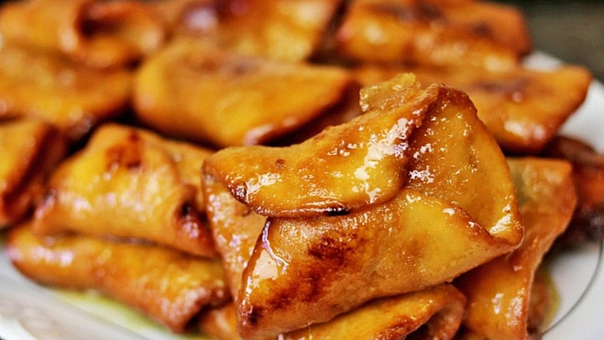 Honey-Glazed Pestiños Recipe