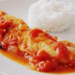Pollo con tomate recipe Spanish chicken in tomato sauce