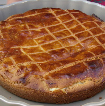 gateau basque cake recipe