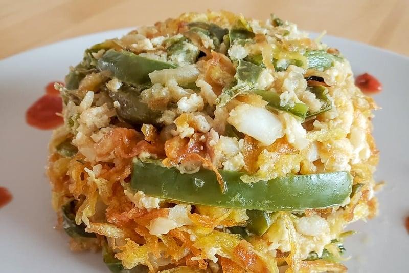 Salt Cod With Eggs and Potatoes (Bacalao con Huevos y Patatas)