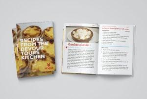 Devour Tours Cookbook