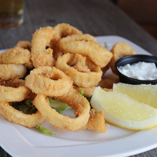 spanish fried squid