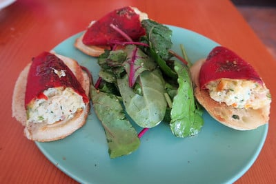 piquillo peppers stuffed with tuna