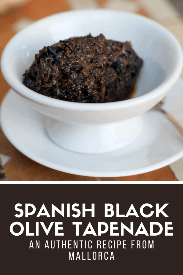 Everyone knows and loves Spanish olive oil, but the olives themselves are pretty incredible, too! They're healthy and delicious on their own or when used in other dishes, like this Spanih black olive tapenade recipe. Try it as an easy but impressive appetizer at your next tapas party!