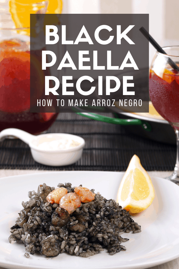 You might know how to make paella, but what about arroz negro? It's one of my favorite Spanish rice dishes, and gets its signature black color from fresh squid ink. This recipe is one of the most impressive typical Spanish seafood meals out there, and it comes together in one pot—so it's surprisingly easy, too!