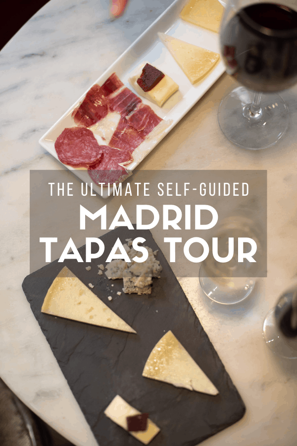 When you travel to Madrid, you'll get to experience one of the most beautiful cities in the world—as well as one of the most delicious! The best way to discover Spain's capital is through its food, so check out this self-guided tapas tour that includes plenty of photography opportunities and awe-inpsiring architecture as well.