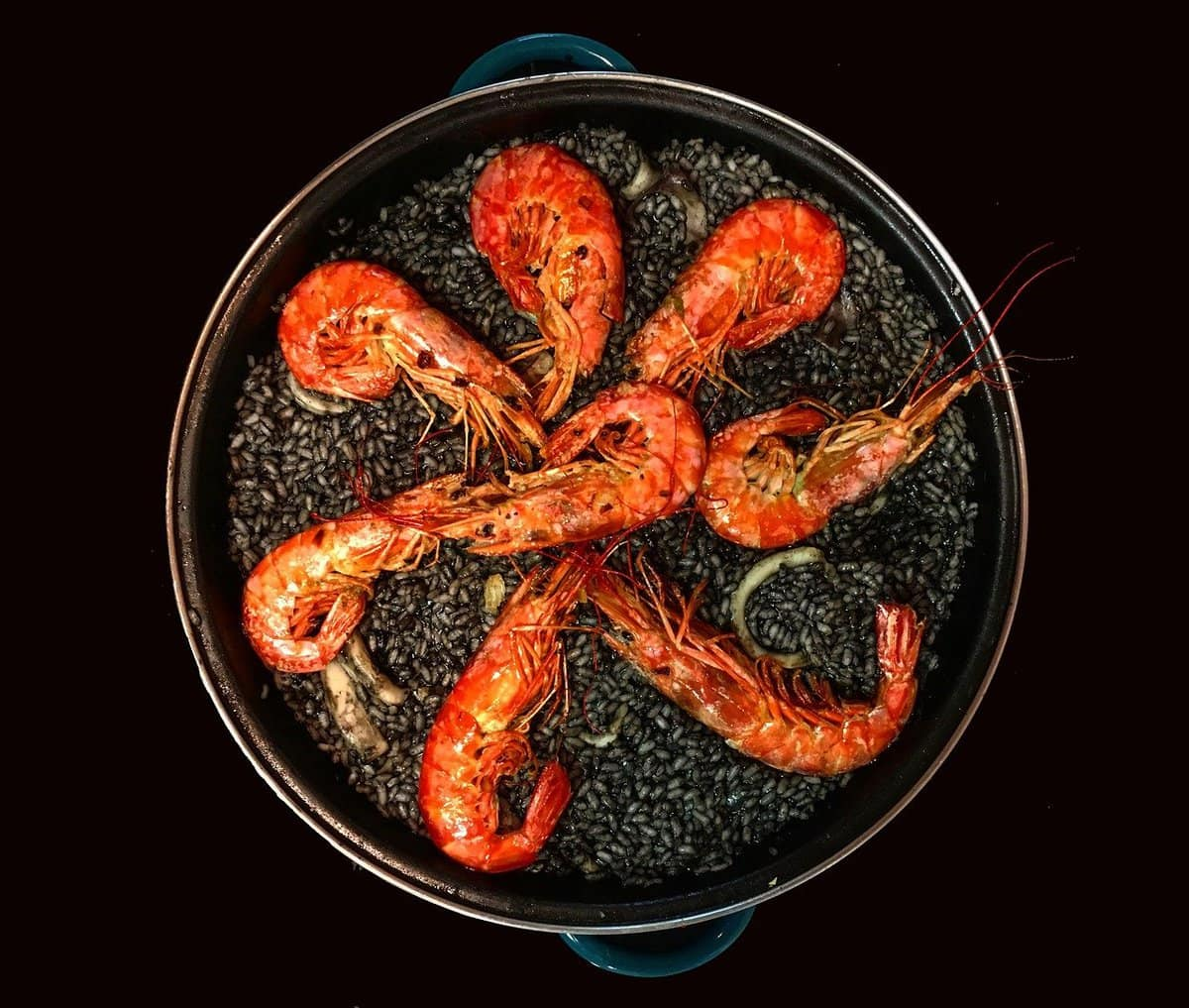 Black Paella Recipe (Arroz Negro)