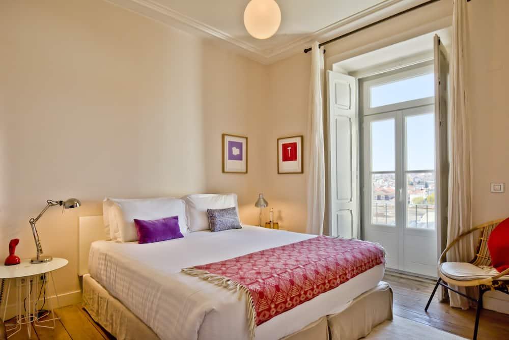 Room at Casa das Janelas com Vista hotel