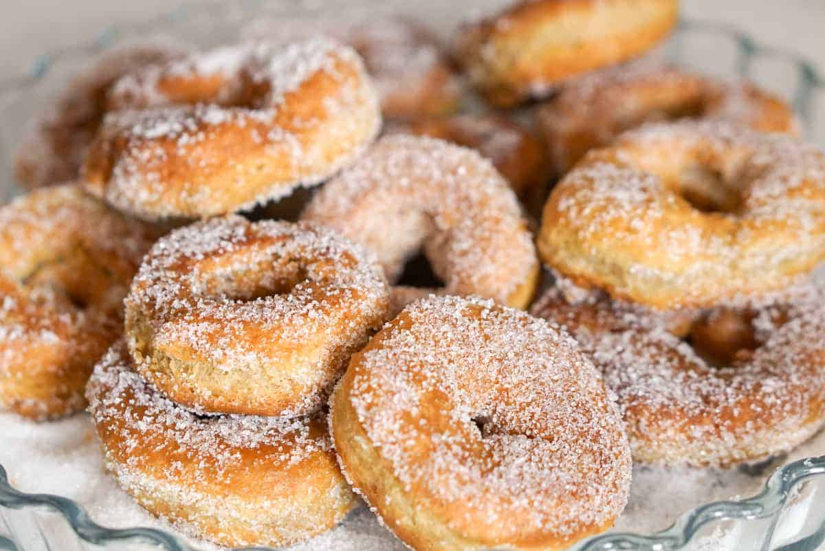 Fried Donut Recipe (Roscos Fritos)